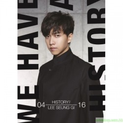 李昇基 [The History of Lee Seung Gi] USB