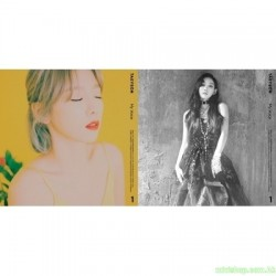 少女時代太妍首張SOLO正規專輯TAEYEON - VOL.1 [MY VOICE]