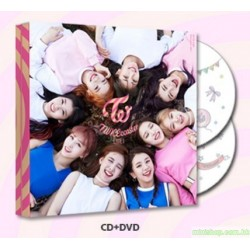 TWICE  LANE1 Thailand Edition [CD+DVD] 泰國版