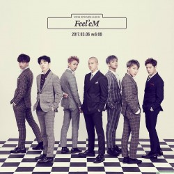 BTOB 10TH MINI ALBUM [Feel'eM] 韓版
