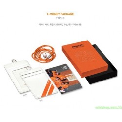 [代購]SHINHWA - T-MONEY PACKAGE  (10,000 Limited Edition)