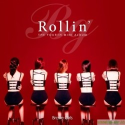 BRAVE GIRLS - ROLLIN' (4TH MINI ALBUM)