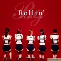 BRAVE GIRLS - ROLLIN' (4TH MINI ALBUM)