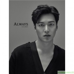 李敏鎬 LEE MINHO - ALWAYS BY LEE MIN HO (SINGLE ALBUM)