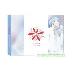 XIA 2015 XIA 3RD ASIA TOUR  CONCERT [FLOWER]IN JAPAN 3DVD 韓版