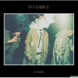 w-inds. INVISIBLE( 台灣版初回B)