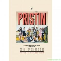 PRISTIN - HI! PRISTIN (1ST MINI ALBUM) 韓版