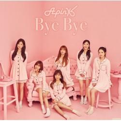 Apink Bye Bye 第七張日文單曲 日版