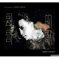 張國榮 - 哥哥的歌 (180 gm Vinyl ) 45 RPM 黑膠唱片