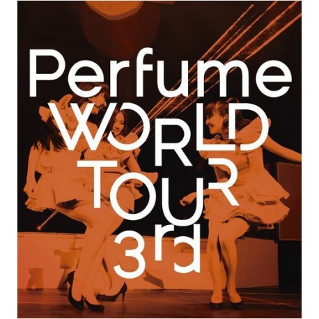 Perfume WORLD TOUR 3rd Blu-ray & DVD
