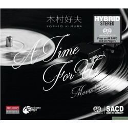木村好夫 - A Time For Us [ MOVIE THEMES ] SACD