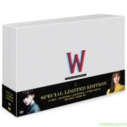 W-兩個世界 DIRECTOR'S EDITION - MBC DRAMA (12 DVD)韓版