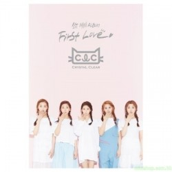 CLC - FIRST LOVE (1ST MINI ALBUM)