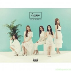 CLC - QUSETION (2ND MINI ALBUM)