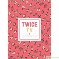 TWICE TV4 DVD SET LIMITED EDITION 韓版