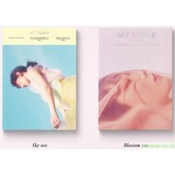 少女時代太妍 [MY VOICE] DELUXE EDITION 韓版
