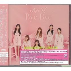 Apink Bye Bye (初回完全生産限定盤A CD+DVD+GOODS)