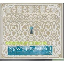NEWS/NEVERLAND (初回限定) 【CD+DVD】日版