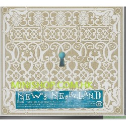 NEWS/NEVERLAND (初回限定) 【CD+DVD】台版