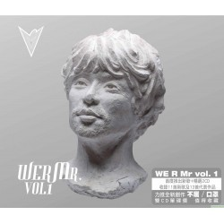 Mr. 全新錄音+精選專輯 We R Mr. Vol. 1 首批「限時2CD單碟價」