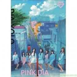 DIA - VOL.2 [YOLO] PINK DIA 韓版