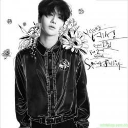 [普通版]Super Junior(藝聲)solo album [Spring Falling]