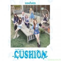 SONAMOO - Mini Album Vol.2 [CUSHION] (Special Edition)