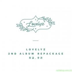 Lovelyz  2nd Album Repackage 韓版