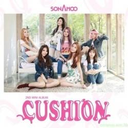 SONAMOO - Mini Album Vol.2 [CUSHION] (Normal Edition)
