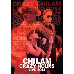 張智霖 ChiLam Crazy Hours Live 2014 DVD