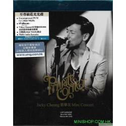 張學友Private Corner 迷你音樂會卡啦OK [Blu-ray+Bonus MV DVD]
