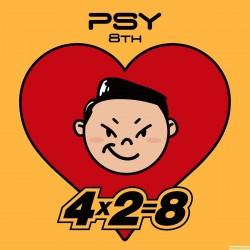 PSY 8TH | 4X2 8 韓版