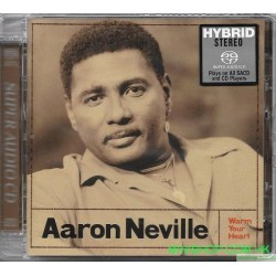 AARON NEVILLE Warm Your Heart SACD