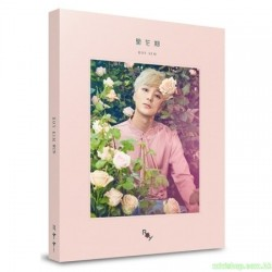 ROY KIM - FLOWERING SEASON (MINI ALBUM)韓版