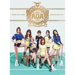 AOA ~ 韓語迷你3輯 ~怦然心動 Heart Attack~台灣獨占限定盤