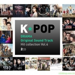 K-POP DRAMA OST HIT COLLECTION VOL.4 (2CD)
