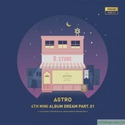 ASTRO - DREAM (4TH MINI ALBUM) 韓版