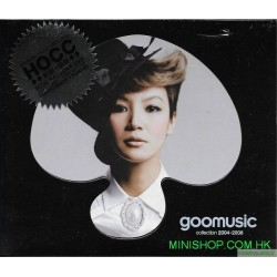 何韻詩/GooMusic Collection 2004-2008 新曲+精選 (2CD+DVD)