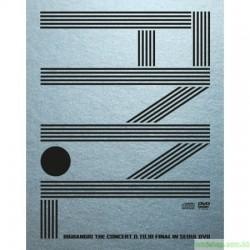 BIGBANG10 THE CONCERT 0.TO.10 FINAL IN SEOUL DVD (3DVD + 2CD + PHOTOBOOK 124P)