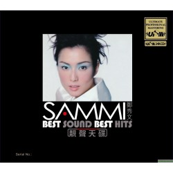 鄭秀文~BEST SOUND BEST HITS UPMCD(限量發行1-1000張有編號)