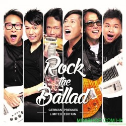 太極《Rock the Ballad》SACD