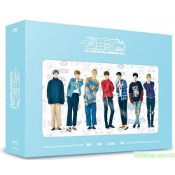 [代購]BTS JAPAN OFFICIAL FANMEETING VOL.3  DVD 日版[送相]