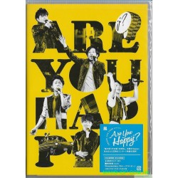 嵐 ARASHI LIVE TOUR 2016-2017 Are You Happy?[DVD通常盤]