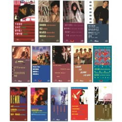 寶麗金年代廣東歌「日本印製」高規格3吋CD