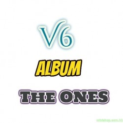 V6 Album「The ONES」 日版