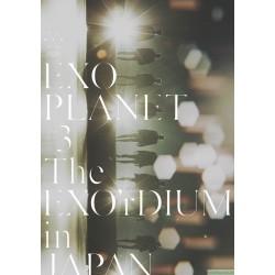 EXO PLANET 3 – The EXO'rDIUM in JAPAN  DVD / Blu-ray 日版