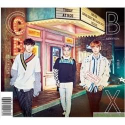 [台版]EXO-CBX GIRLS (迷你專輯+DVD)