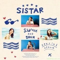 SISTAR - SWEET & SOUR (SPECIAL ALBUM)