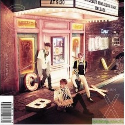 [台版]EXO-CBX GIRLS (迷你專輯 CD ONLY)