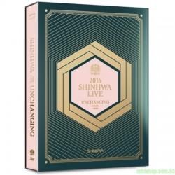 SHINHWA - 2016 SHINHWA LIVE UNCHANGING 2DVD韓版